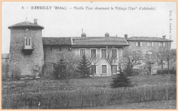 Vieille Tour du Barriot